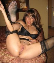 Horny MILF wants to be nailed