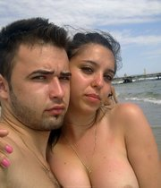 Our first vacations together