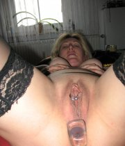 Mature horny woman