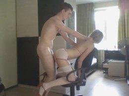 Naughty Nurse Is Riding A Throbbing Hard Pole