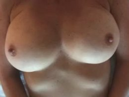 Her huge melons are perfect for creamy cum