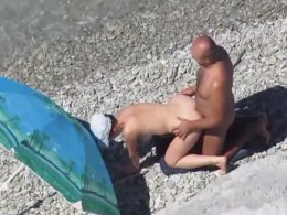 Nasty amateurs have fun in shallow waters