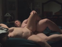 I love spreading her legs like this and fucking her