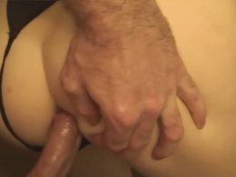 Amazing chick gets pounded with a long dick