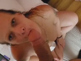 Blowjob before hard sex from behind is everything that my girl wants