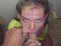 Fucked hard by her crazy boyfriend