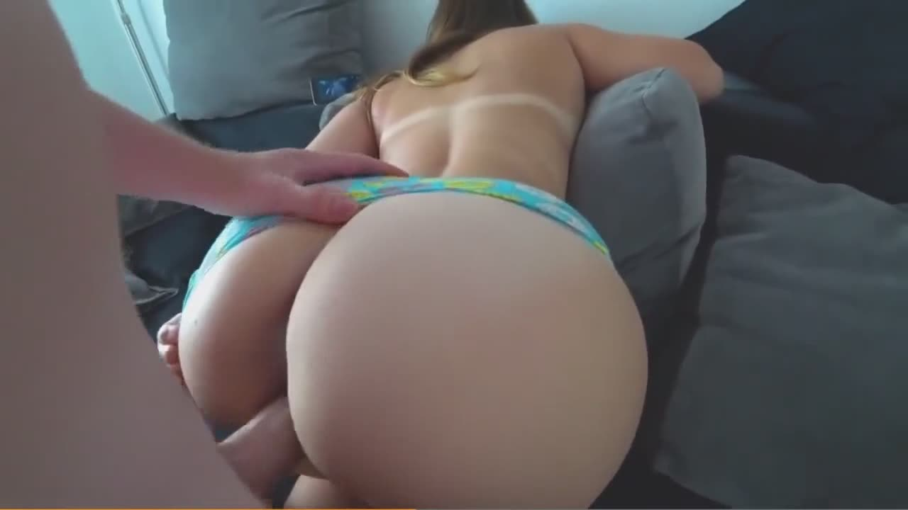 When the ass looks like this, doggy style is the best