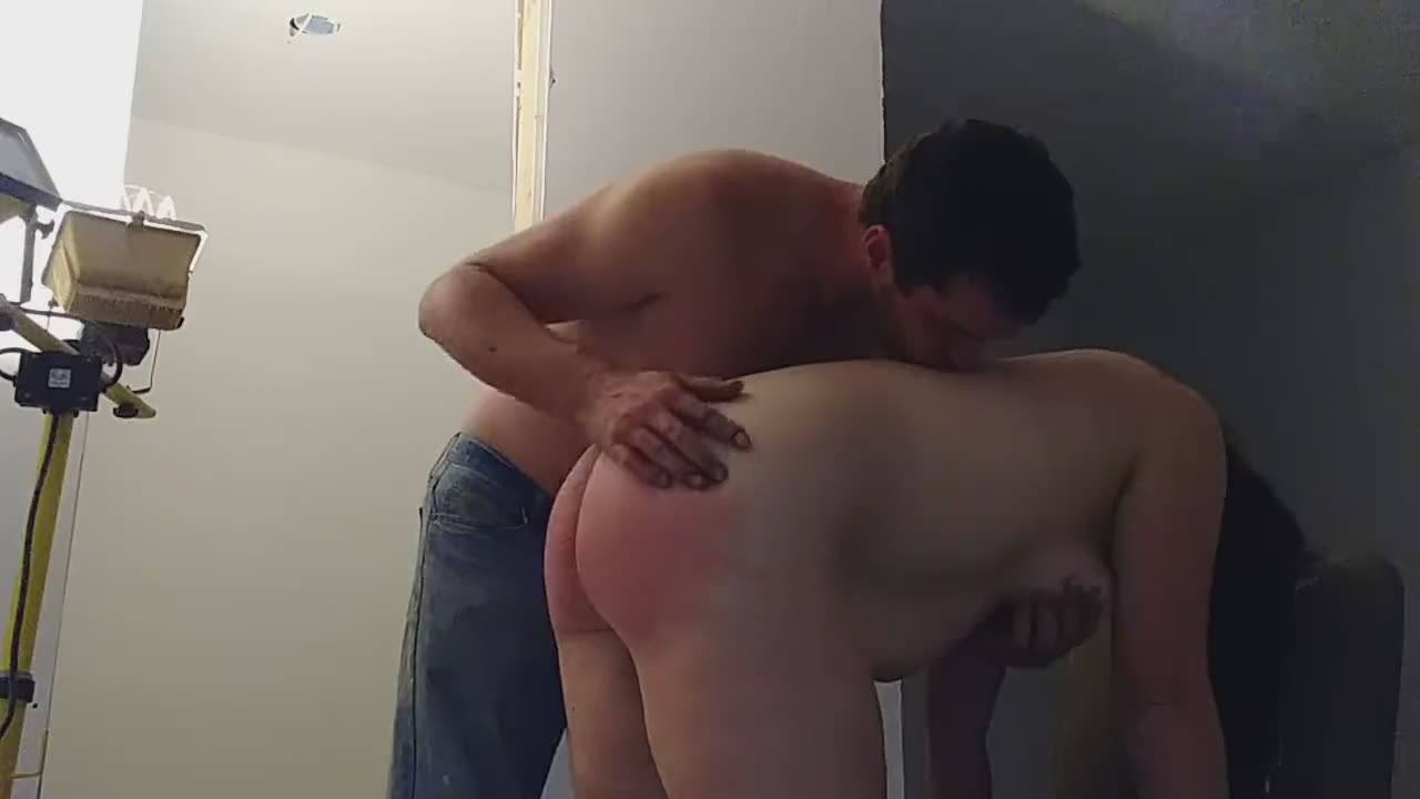 My wife is all about getting a hardcore spanking