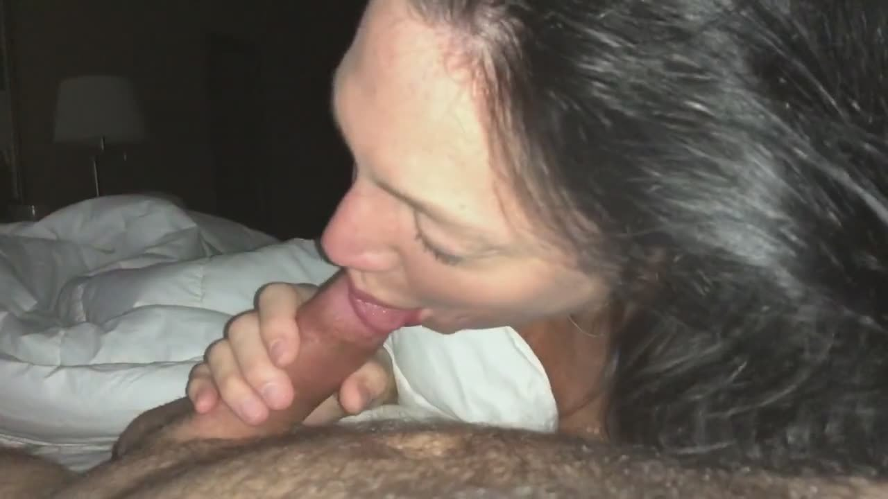 Deepthroat Makes Him Cum Twice